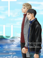 Two of us 〜P&Pの表紙画像